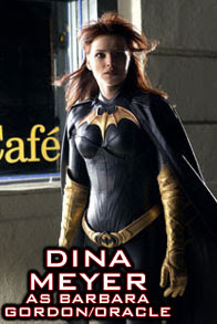 Dina Meyer as Barbara Gordon - Oracle in Birds of Prey TV Series