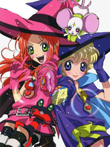 Chocola and Vanilla from Sugar Sugar Rune