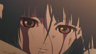Enma Ai from Girl from Hell known as Jigoku Shojo