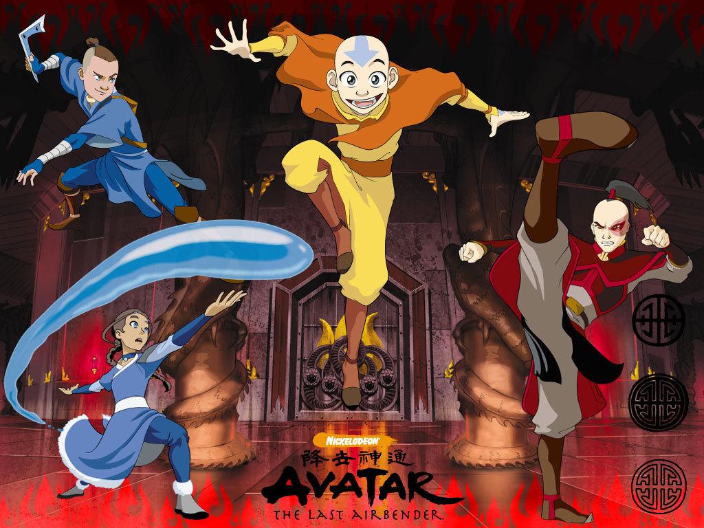 Favourite american cartoon? Avatar-group-avatar-the-last-airbender-915863_1024_768