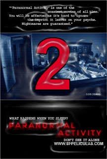 Ver Actividad Paranormal 2 Online