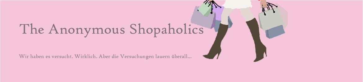 The Anonymous  Shopaholics