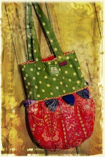 Fortune Bag by Juju Vail