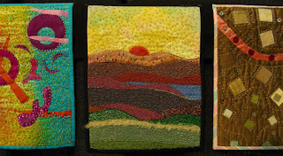 Journal Quilt Project, Chicago Quilt Festival, 2007