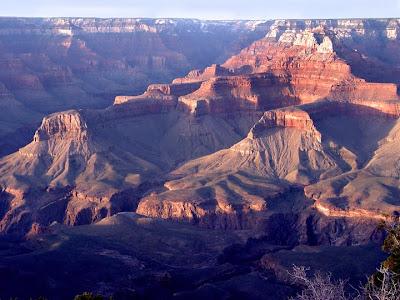 sunset, grand canyon, photo by Robin Atkins