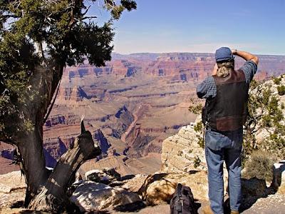 Grand Canyon, south rim, photo by Robin Atkins