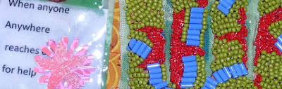 Julie C, Bead Journal Project, Dec, Help