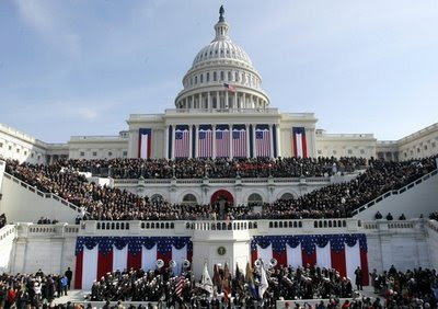 Inauguration Day, 2009
