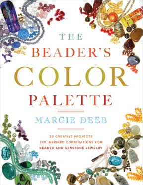 Margie Deeb, Beaders Color Palette, book cover