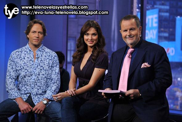 Promos 3, 4, 5 Eva Luna Univision