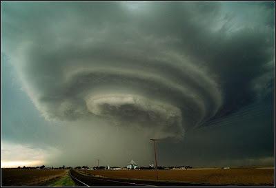 El origen de los tornados Muy Interesante