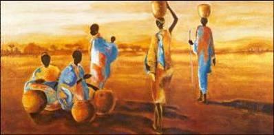 Africa e Brasil: Faço parte dessa História