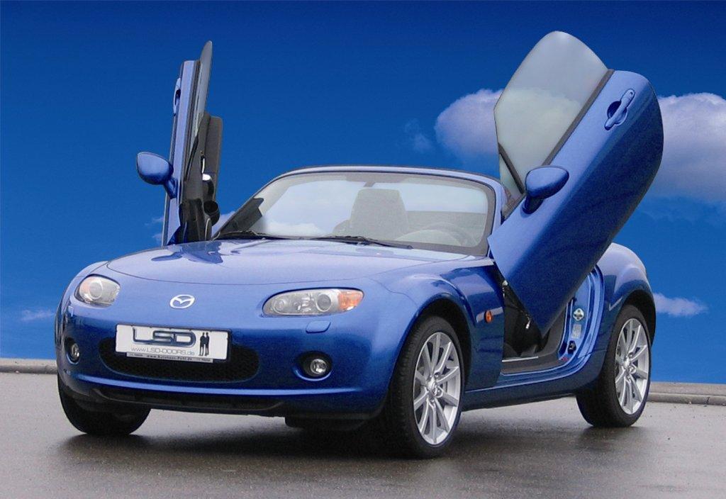 2006 Mazda Mx5. Mazda MX-5 pic
