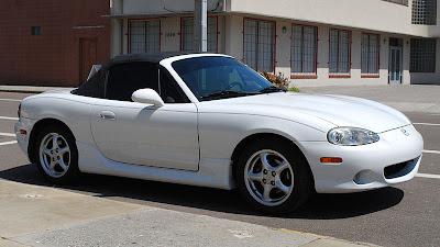 Mazda Mx5-Cars