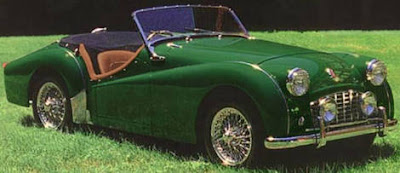Triumph-Classic Cars