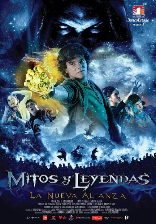 Mitos y leyendas: La nueva alianza movie
