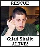 Rescue Gilad Shalit