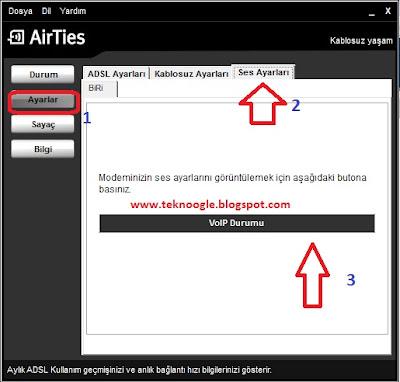 AirTies Modemde İnternet DNS Ayarı Yapma Nasıl Olur?