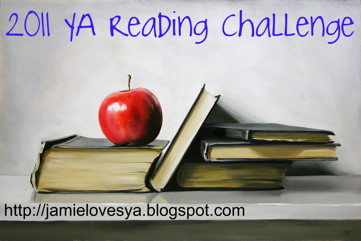 2011 Young Adult Reading Challenge