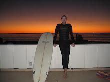 Sunset Surf  LA, California