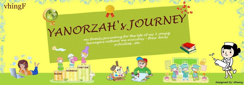 YANORZAH's JOURNEY