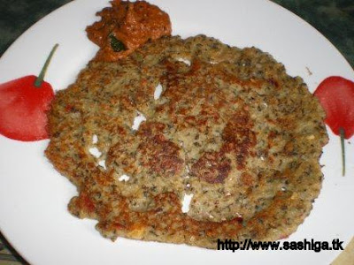 Wheat Rava Oats Adai