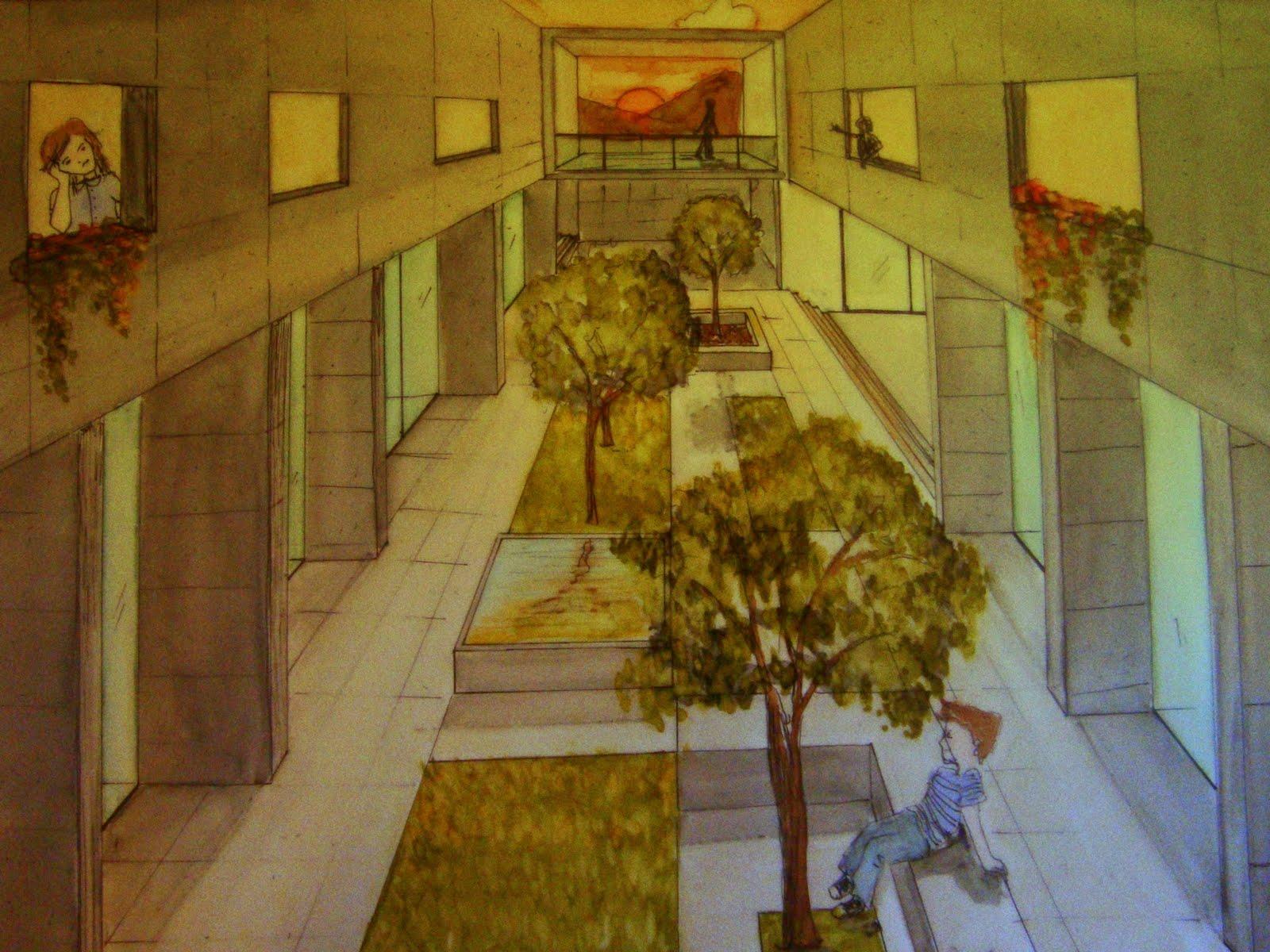 Dise o arquitect nico ii oto o 2010 iteso proyecto for Villas terranova tlajomulco