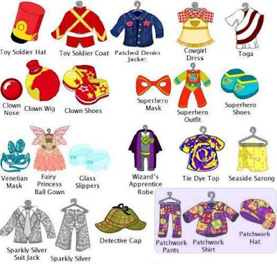 Wonderful world of webkinz 2010 webkinz clothing machine recipes forumfinder Choice Image