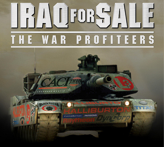 Iraq For Sale The War Profiteers.spanish.