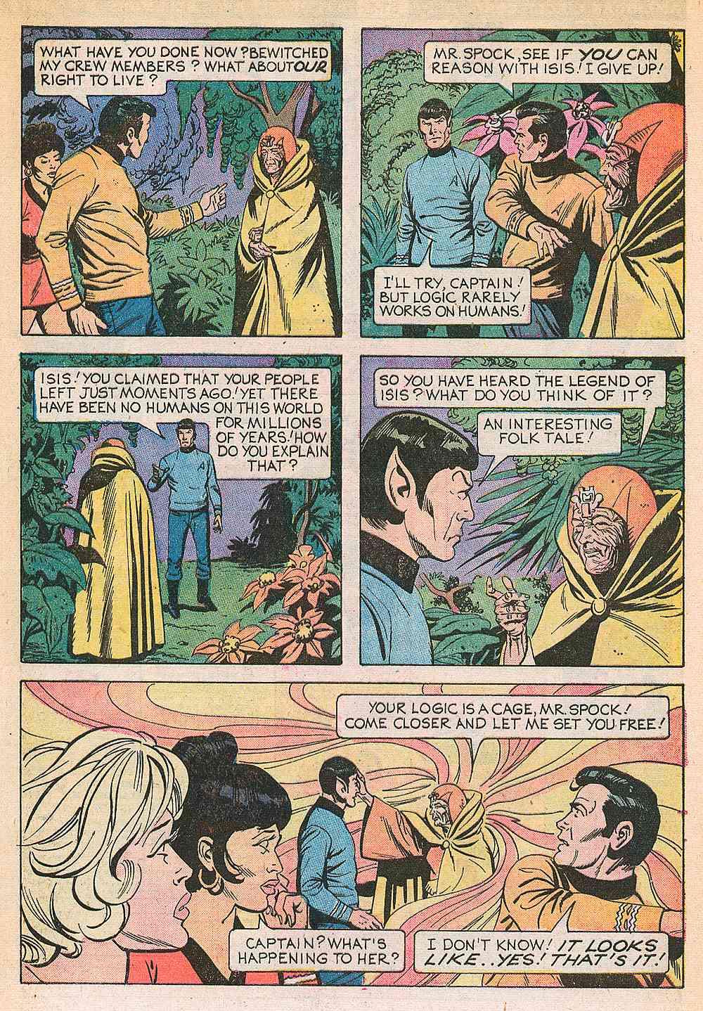 Star Trek (1967) Issue #30 #30 - English 23