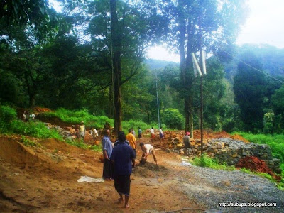 Sabarimala forest photos
