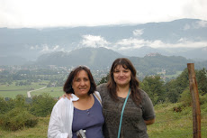 Liliana Varela y yo