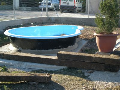 El blog de mikcg el peque o estanque de mikcg for Piscinas para peces