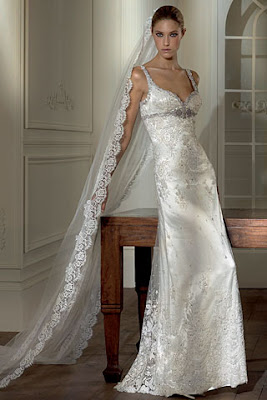 kleinfeld bridal dress