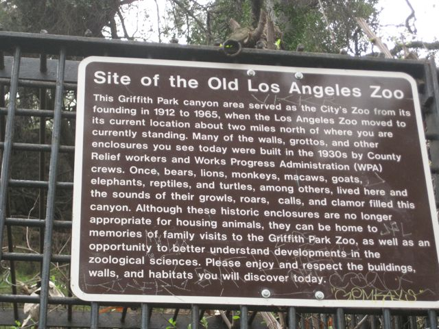 What Do I Know La S Old Zoo Then And Now