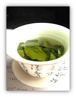 Cura de slabit ceai verde