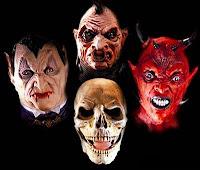 Avatare Halloween pentru mess