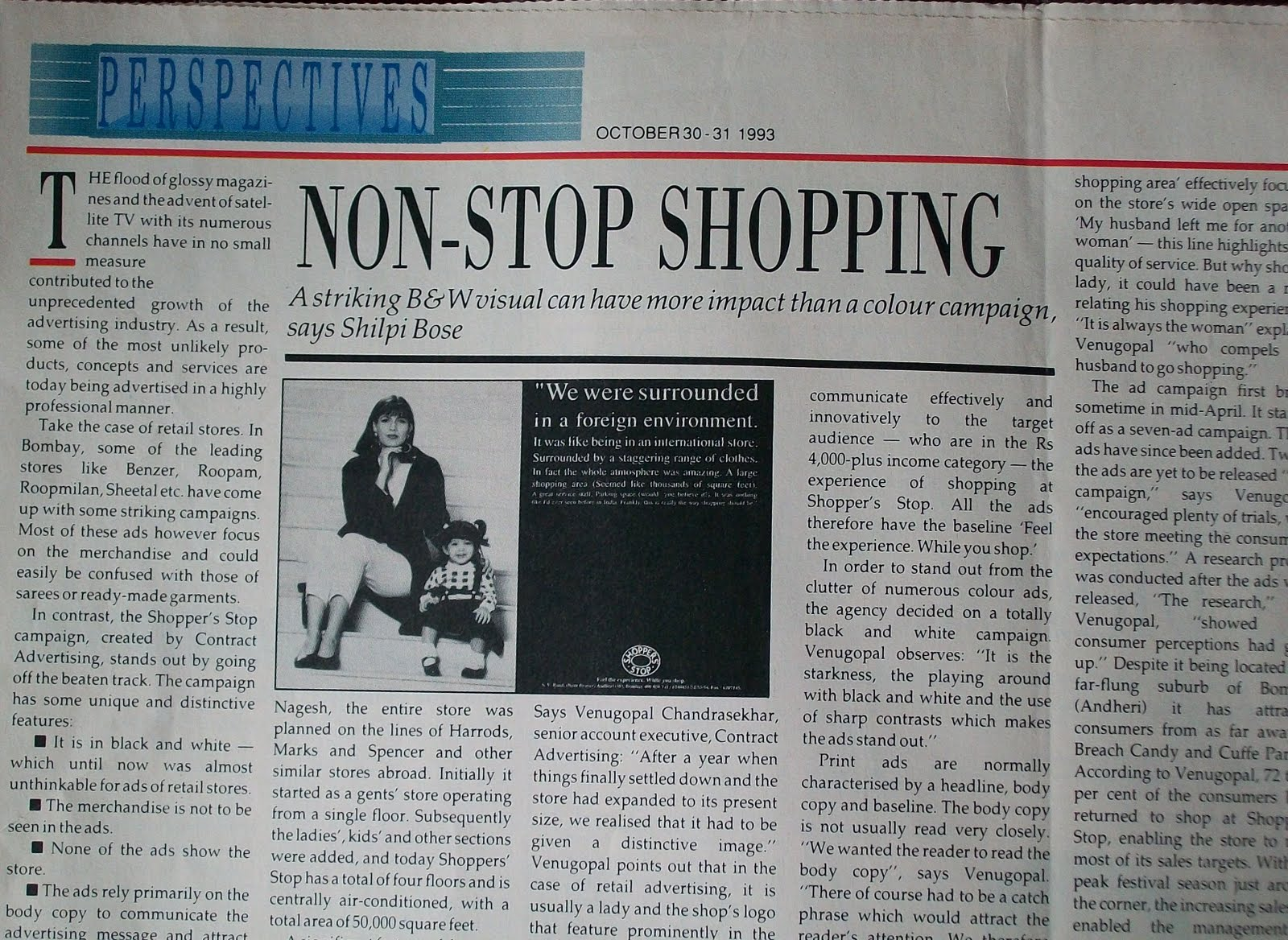 shoppers stop targeting the young Shoppers stop targeting the young - the case deals with how shoppers stop, a home-grown indian retailer of branded apparel and accessories closely identified with the adult segment of.
