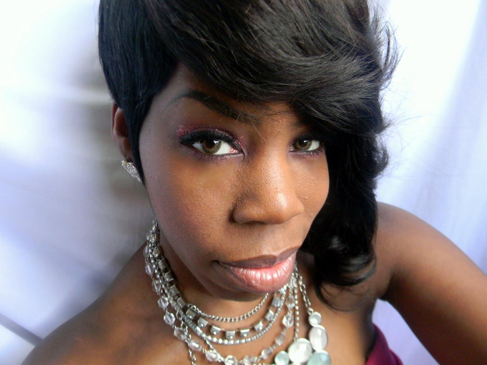 Monica Hair Styles