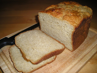 a loaf of gluten-free bread
