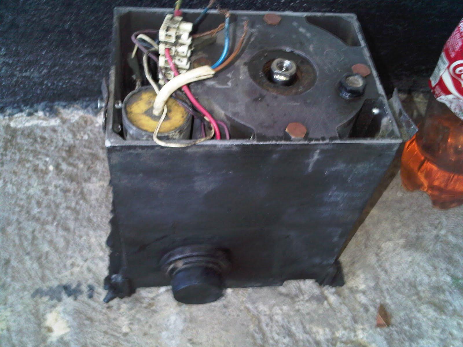Residencias bajamar reparaci n porton electrico for Motor porton electrico