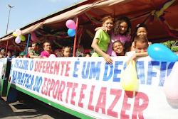 I JOGOS DA EDUCAÇÃO ESPECIAL DE ICOARACI