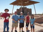 Casa Grande Ruins Service Learning Trip