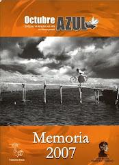 Memoria Octubre azul 2007