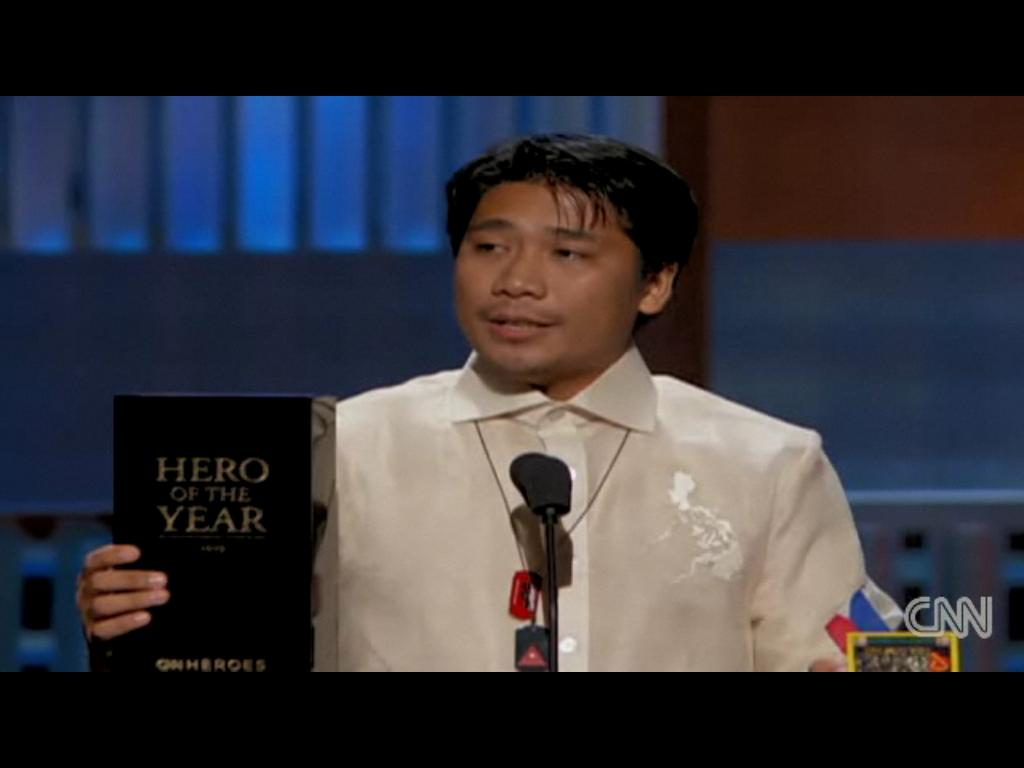 Fil-Am Ako: Efren Peñaflorida, CNN Hero of the Year
