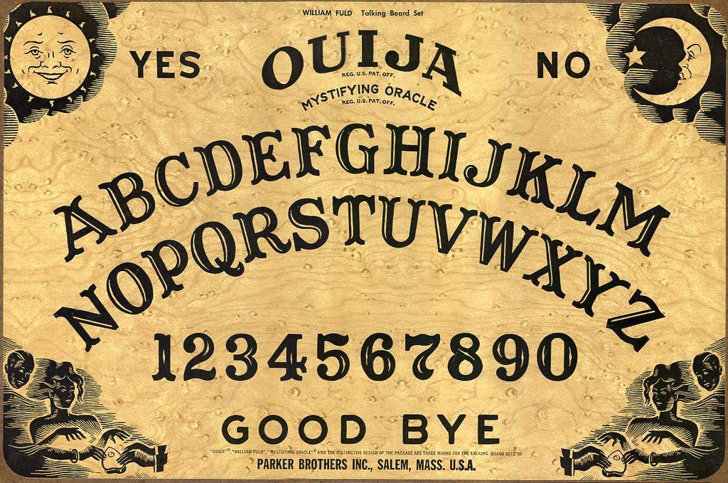 O Tabuleiro Ouija