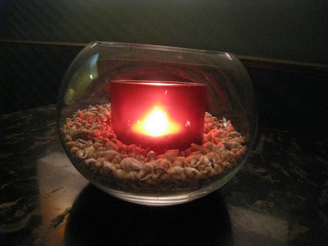 Garibaldi, Candle, Bar