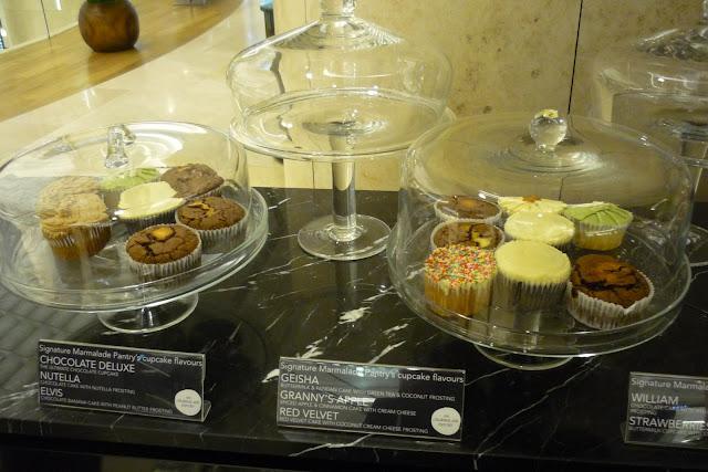 Marmalade Pantry, Cupcakes