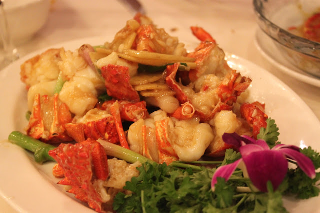 Cravings and wanderlust ah yat seafood restaurant turf for Australian cuisine singapore
