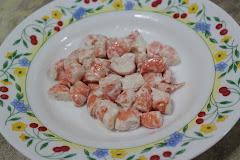 Crunchy Prawn Salad